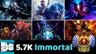 IMMORTAL DROW MIRA SPEC LION PA SF