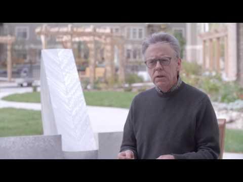 Artist Tony Bloom talks about creativity