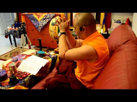 Riwo Sang Chod 6 Mantra Mudra Teaching by Khenpo Pasang Tenzin Rinpoche
