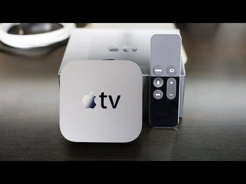Apple TV Unboxing + First Impressions (4th Generation)