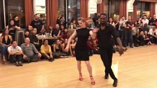 ZWELI & EVA SALSA DANCE @ THE GRANADAS LA BEST SOCIAL DANCERS COMPETITION 2018