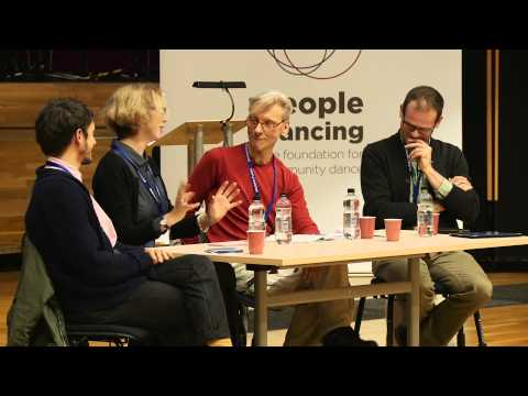 But is it Art? The artist and participatory practice - People Dancing International Event 2014 -