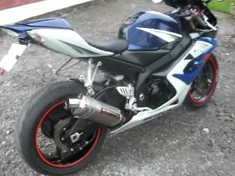 suzuki gsxr 1000 k6 yoshimura youtube. Black Bedroom Furniture Sets. Home Design Ideas