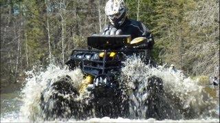Modded ATV