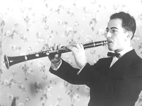 Joe Maneri, clarinet: Jordan Hall, 1981