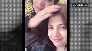 مشاهده تسريب جميع فديوهات منى فاروق مع خالد يوسف