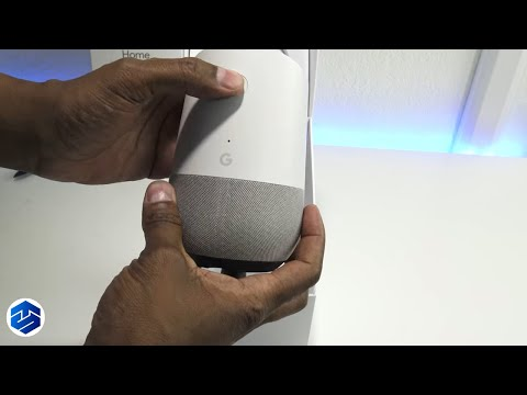 How To Setup And Use A Google Home Voice Assistance Speaker