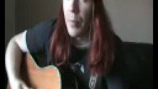 Mr Brownstone Guns N Roses Acoustic Cover axl77