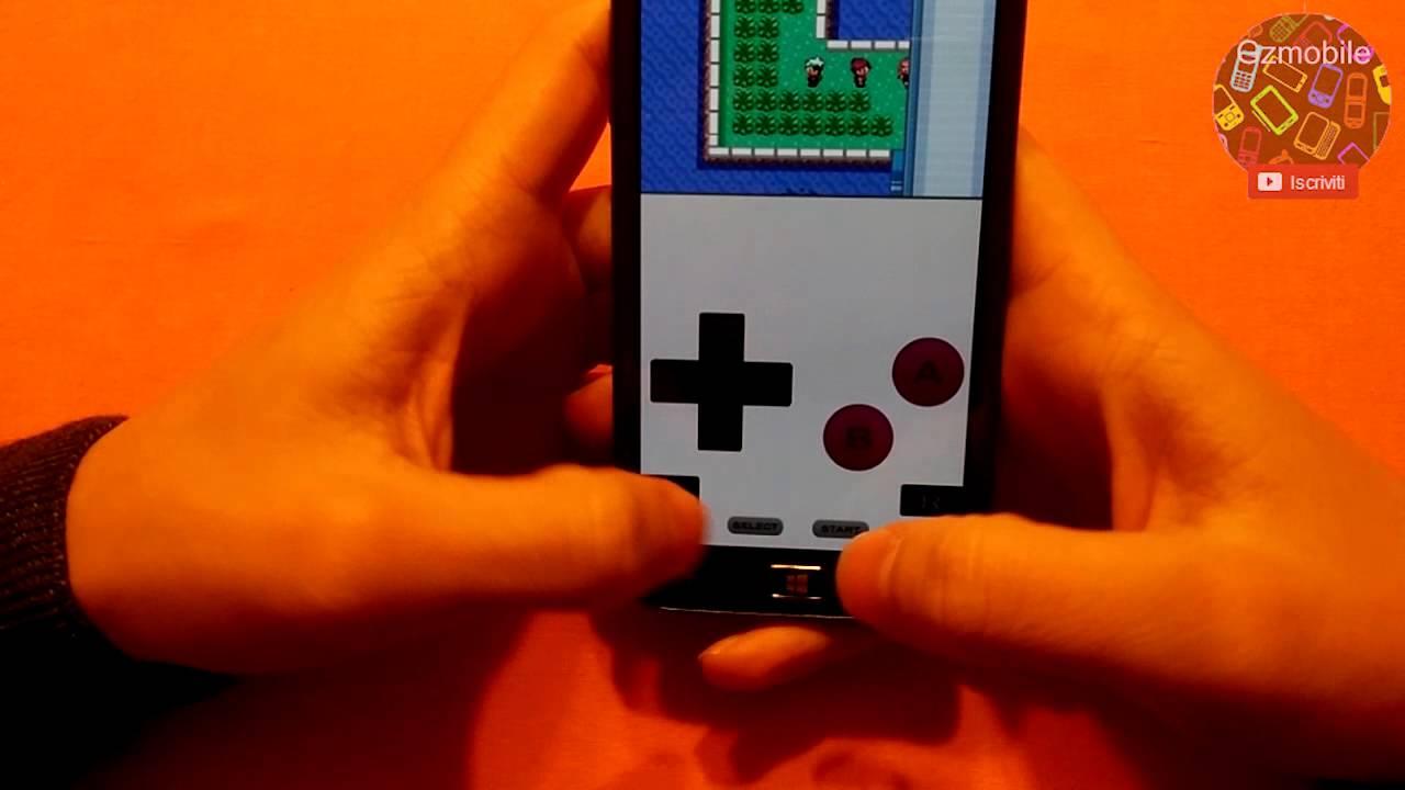 Gameboy color emulator windows phone - Emulatore Gameboy Advance Per Windows Phone Gzmobile