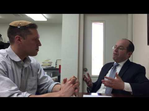 Raising Jewish Children: Rabbi Dr. Shmuly Yanklowitz interviews Rabbi Daniel Cohen