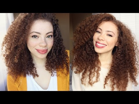 How To Elongate Curls