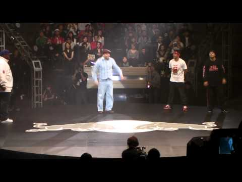 Red Bull Bc One 2010 judge Move [HD]
