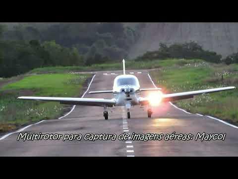 Aerodromo de Ivaipora Sierra RG P2002 TECNAM