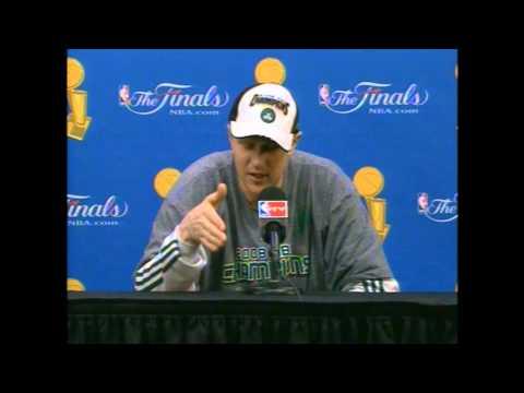 Brian Scalabrine 2008 NBA Finals MVP?