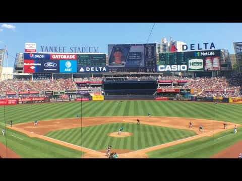 Yankees Stadium Delta Sky360 Suite Experience New York