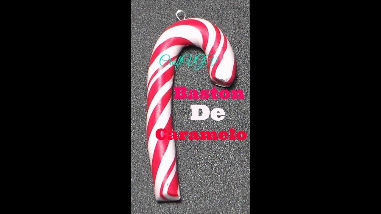 especial navidad como hacer un bast n de caramelo de