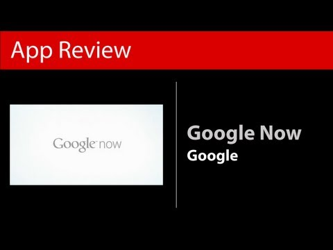 App Review - Google Search For IOS Updated With Google Now