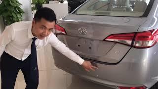 Chốt mua Toyota Vios sau cả ngày đi xem Huyndai Acsent và Honda City