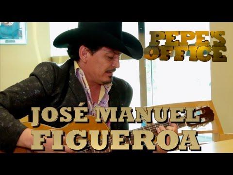 JOSE MANUEL FIGUEROA SIGUE EL LEGADO DE SU PADRE JOAN SEBASTIAN - Pepe's Office