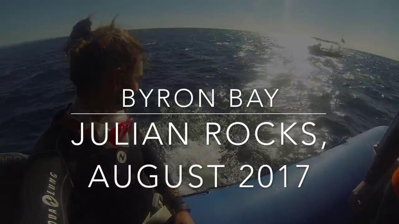 Diving byron bay julian rocks marine reserve sharks - Dive byron bay ...