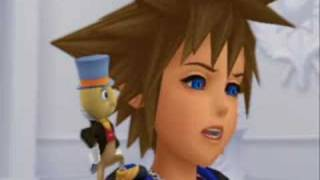 KH Re:CoM, Japanese cutscene: 16 - Floor Five (Part 3)