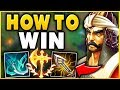 HOW TO WIN EVERY RANKED GAME WITH TRYNDAMERE FT. #1 TRYNDAMERE WORLD FOGGEDFTW2 - League of Legends