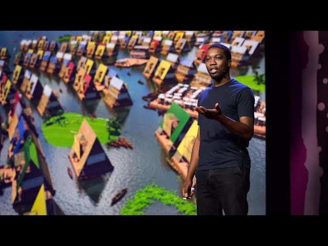 【TED】Christian Benimana: The next generation of African architects and designers (The next generation of African architects and designers   Christian Benimana)