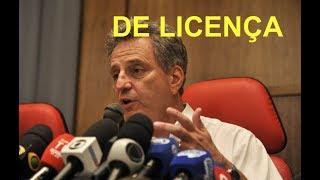 Licença de presidente revolta, de torcedores a sócios e conselheiros do Flamengo