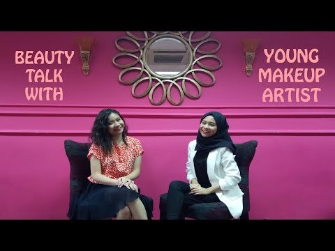 BEAUTY TALK with YOUNG MAKEUP ARTIST
