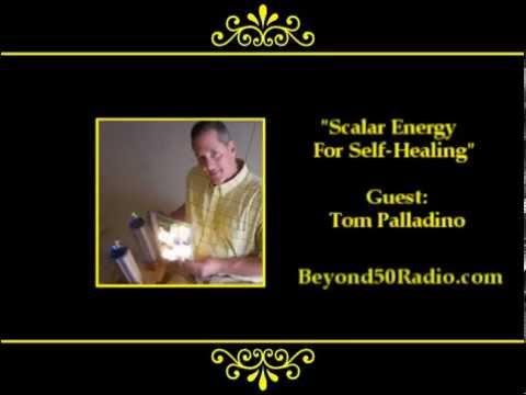 Scalar Energy for Self-Healing