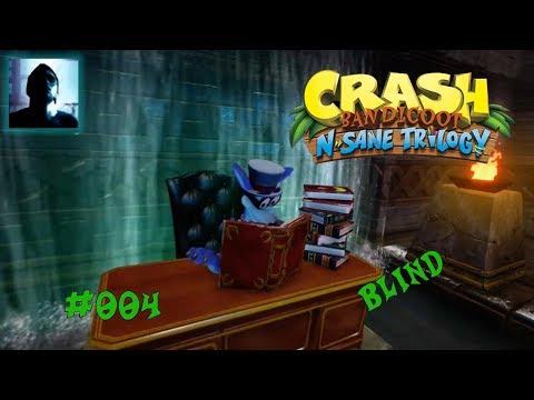 Lets Play Crash Bandicoot 2 Vol.4 (German/PS4/N-Sane Trilogy) [Blind/Platinum Trophy Challenge]