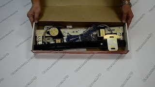 Электрические стеклоподъемники ФОРВАРД для ВАЗ-2110 в передние двери(Купить электрические стеклоподъемники