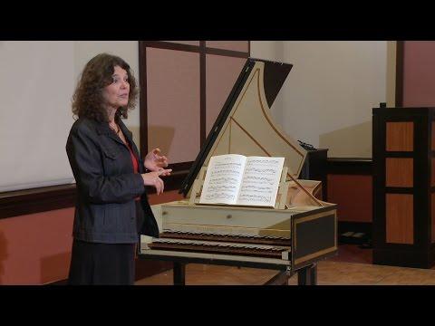 Harpsichord Demonstration