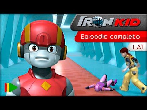 Iron Kid (Latino) - 16 - La caída de la torre