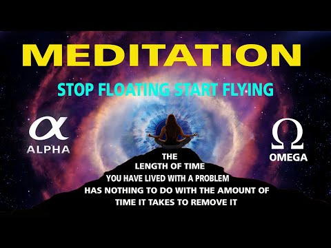 Magic of Your mind | What to do BEFORE Meditation | Stop Floating & Start Flying