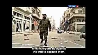 Russian Documentary  Syria English Subtitles