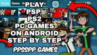 Ps2 highly compressed games for android