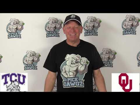 Oklahoma vs TCU 11/23/19 Free College Football Pick and Prediction Week 13 CFB Tips