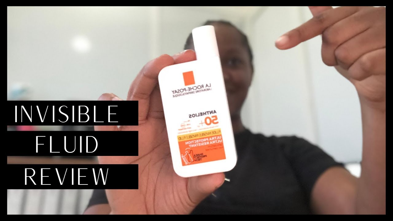 Download LaRoche Posay Anthelios 50+ Shaka Fluide Sunscreen Review  - Reviews with Tesh