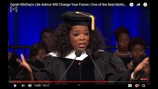 Oprah Winfrey's Life Advice Will Change Your Future