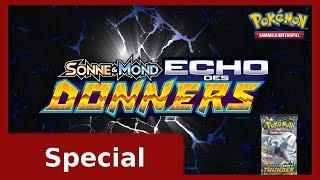 Ausgepackt! Pokémon Echo des Donners / Lost Thunder (Opening/Unboxing)
