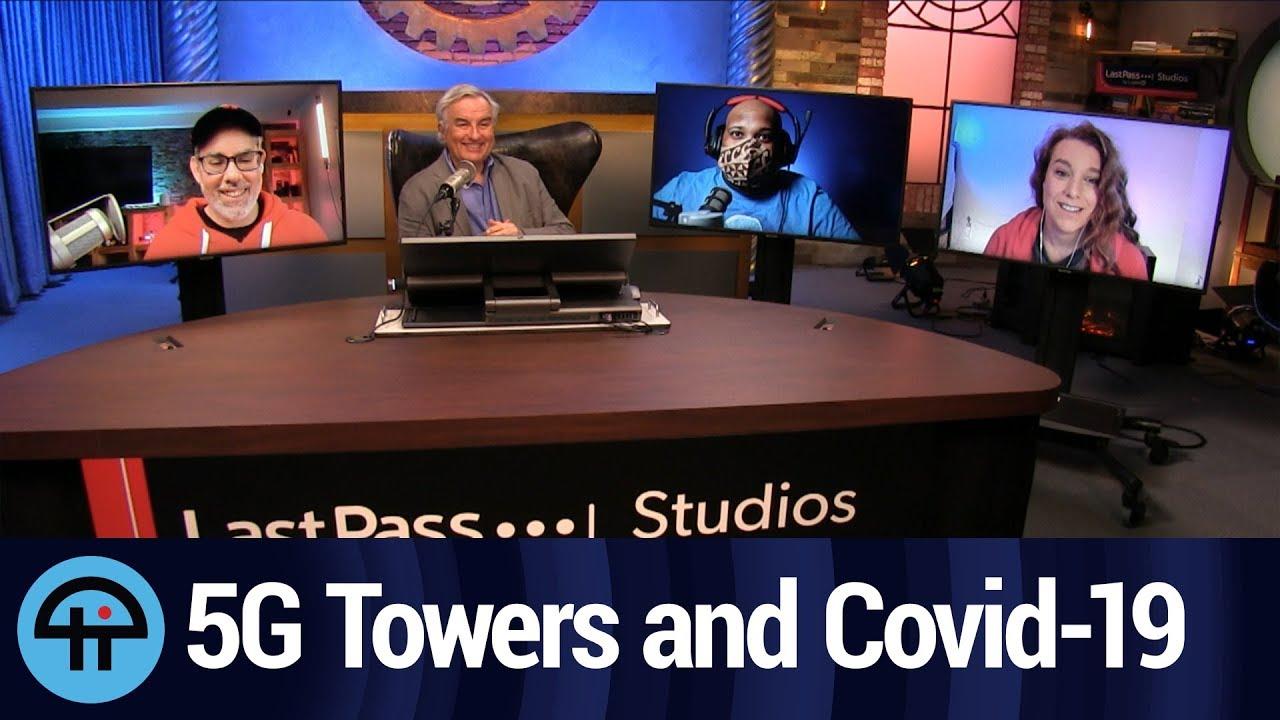 5G Towers, Coronavirus, and Conspiracy Theory