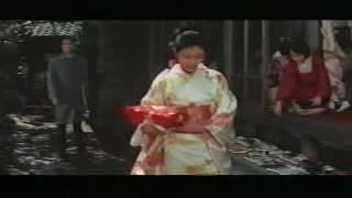 南美川さんは稲村ゆき子役。セリフの言い回しに増村作品特有の重み。