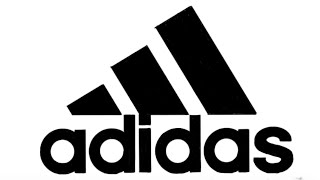 Adidas logo - Let's draw