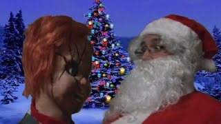 Chucky Vs Santa Claus