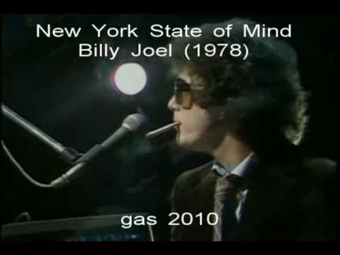 New York State of Mind - Billy Joel (1978)