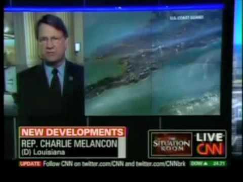 Charlie discusses Joe Barton on CNN's Situation Room