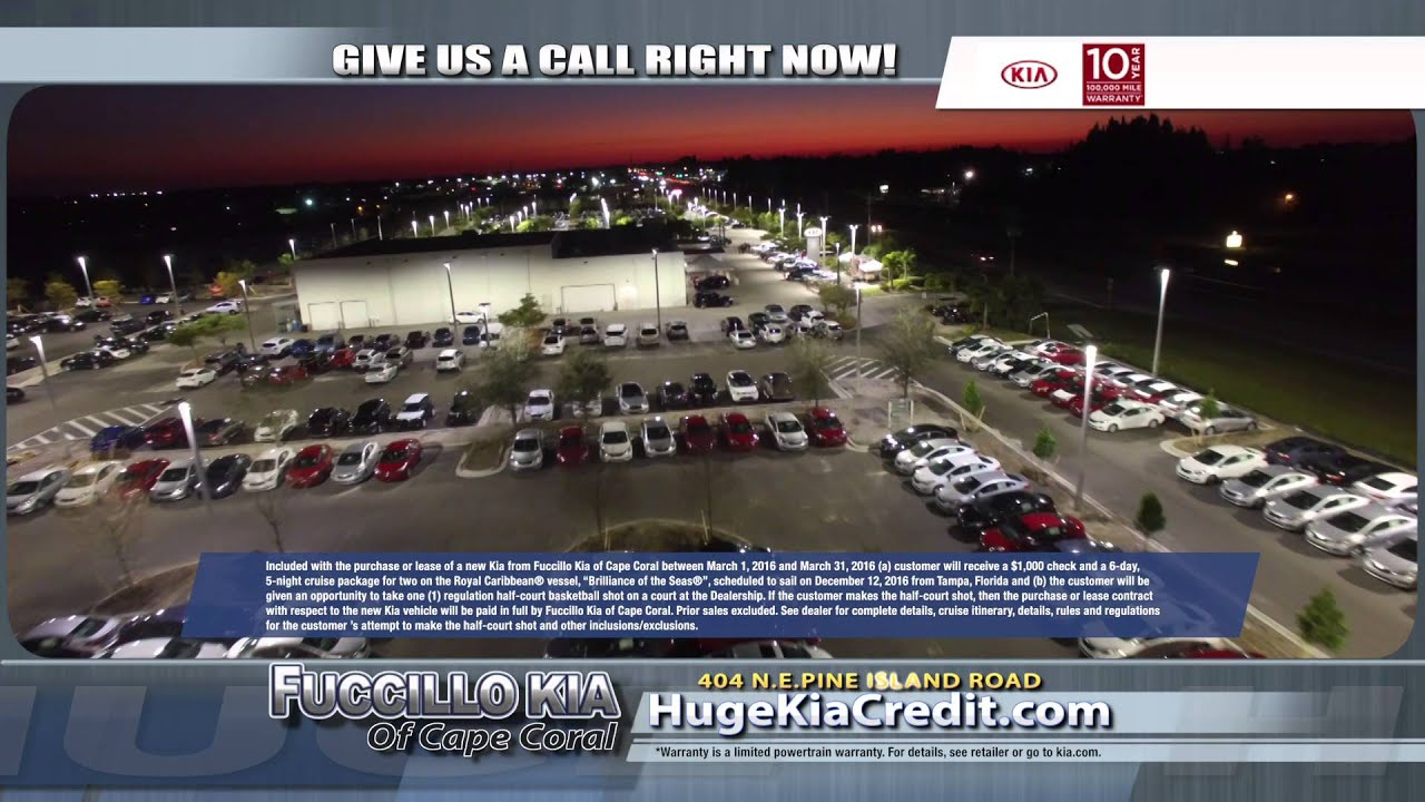 Beautiful Fuccillo Kia   Huge Selection 4   March 2016   YouTube