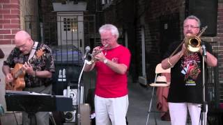 "Downtown Dixieland Jazz Band: ""I Double Dare You"", Toronto  2013"