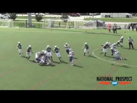 Michael Hampton Junior Year Highlights